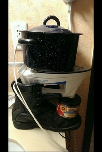 What to do if you dont have a stove