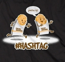 Whats it called when hash browns play tag