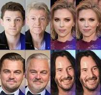 When actors grow old