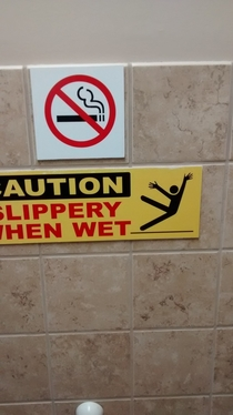 When falling over never forget your jazz hands