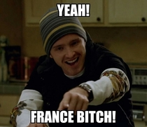 When I heard the French are killing terrorists