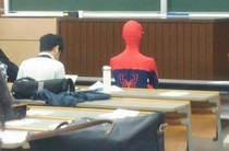 When Mary Jane is in trouble but attendance is