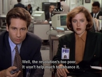 When X-Files is more realistic than modern crime shows