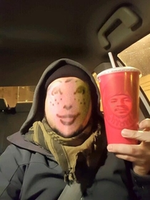 when you drink your Wendys Frosty too fast sometimes you start to feel a little weird