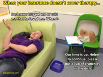 When your insurance doesnt cover therapy