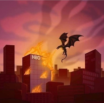 Where Drogon went next