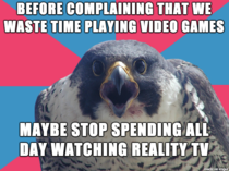 While were on the subject of video games