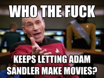 Who even likes adam sandler anymore