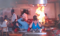 Who remembers the first time they took their parents to a Japanese restaurant
