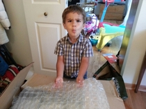 Whoever invented unpoppable bubble wrap is a sadistic monster