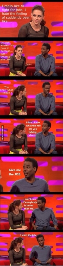 Why I love Chris Rock