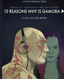 Why is Gamora