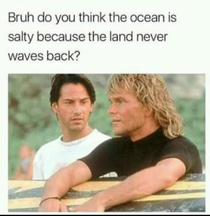 Why is the sea so salty