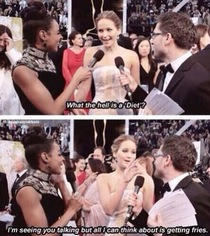 Why Jennifer Lawrence is my role-model