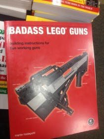 Why print a gun when you can build it with Legos