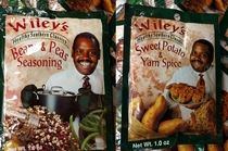 Wiley is very happy with his Beans amp Peas Seasoning but somewhat unsure about the Sweet Potato amp Yam Spice