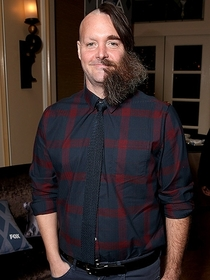 Will Forte just showed up to a Fox event looking like this