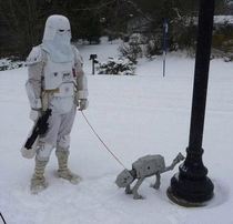 Winter in the Star Wars Universe