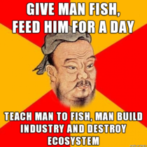 Wise Confucius say