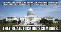 With all the Scumbag Congressman memes surfacing I felt like this needed to be said