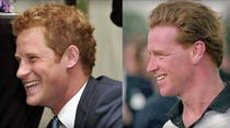 With all this talk of Prince Harry today I think we should spare a thought for his father