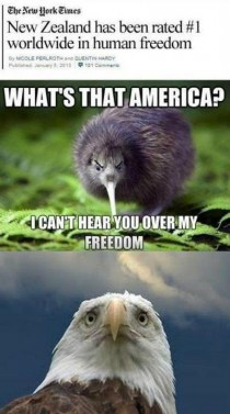 With all this talk of th of july and freedom