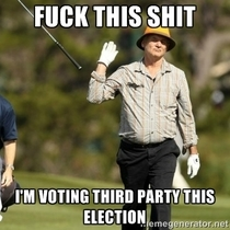 With everything in American politics from both parties this year
