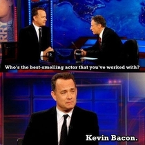 Witty Tom Hanks