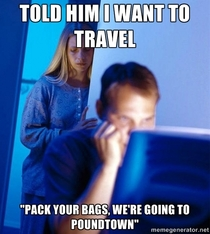 Wives and girlfriends across the globe are probably getting this right now
