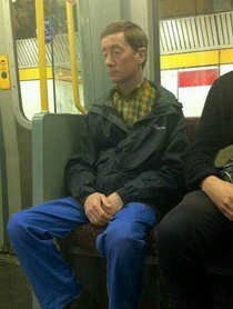 Woody has had a hard life