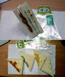 Worlds Crappiest Sandwich