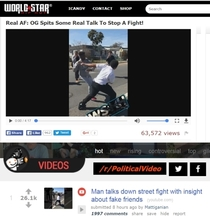 Worldstarhiphop headline vs Reddit headline