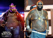Wouldve saved a lot of money on cgi if they just cast Rick Ross