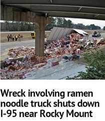 Wow that is like  worth or Ramen just ruined