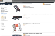 WTF Amazon India There is an entire power adapter line named Hitler Germany