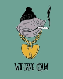 Wu Tang Clam Aint Nuthin to Shuck With