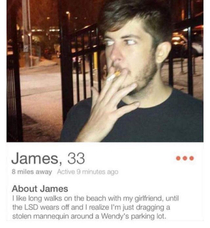 Yeah Id probably super like this guy