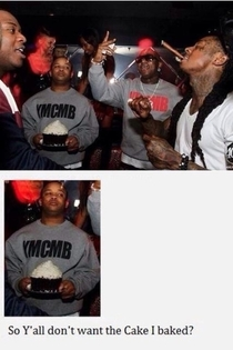 YMCMB are some heartless gangsters