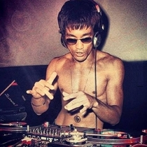 You can be cool but you will never be Bruce Lee dropping the bass cool