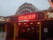 You cant spell Amusement without