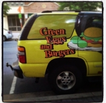 You didnt go with Green Eggs and HAMburgers