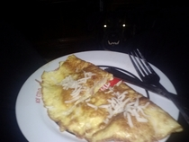 you never dine alone when you have a dog