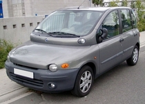 You think the pt cruiser is bad The fiat multipla looks like its mom drank a little too much during pregnancy
