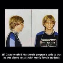 Young Bill GatesSmooth as fuck