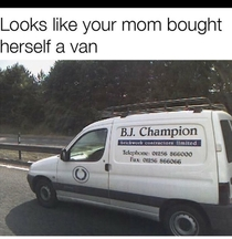 Your moms work truck