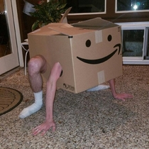 Your package has arrived