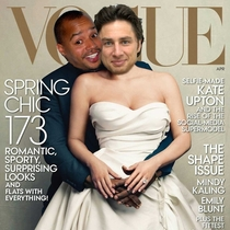Zach Braff just made this his profile pic