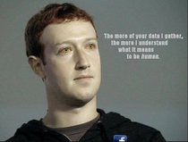 Zuckerburgs real reason for Facebook